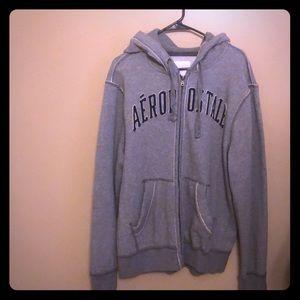 Men's Aeropostale Zipup hoodie